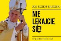 Więcej o: XXI Dzień Papieski 2021